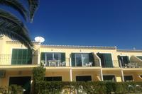 Apartment in Portugal, Dona Ana: The apartment shows here. Bedroom and lounge open onto the balcon..