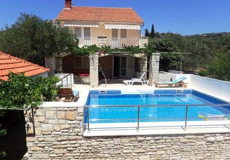 House in Uvala Gradina, Croatia