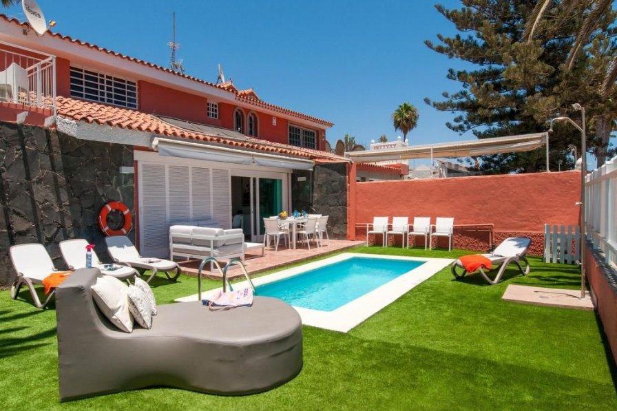 Villa in Spain, Playa del Inglés