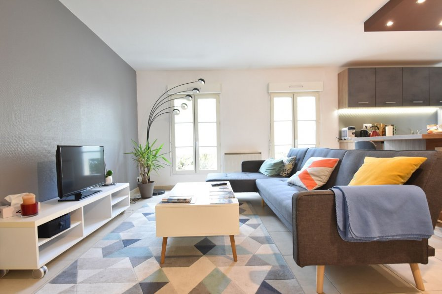 Owners abroad Apt 4 pers Bayeux Centre Free Parking
