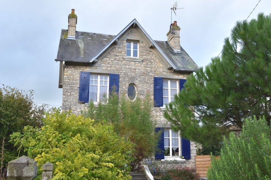 Owners abroad Holiday Home Omaha Beach - Port en Bessin