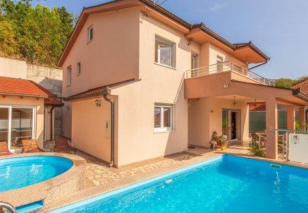 Villa in Dusina, Croatia
