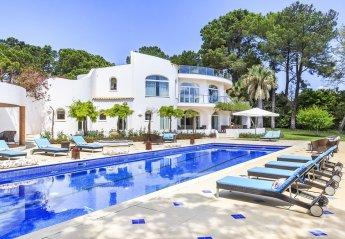 8 bedroom Villa for rent in Vale do Lobo