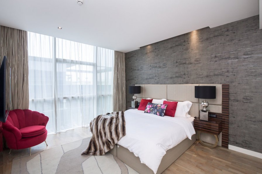 Owners abroad Posh 2BR Close to Mall and Cinemas at City Walk #509B1