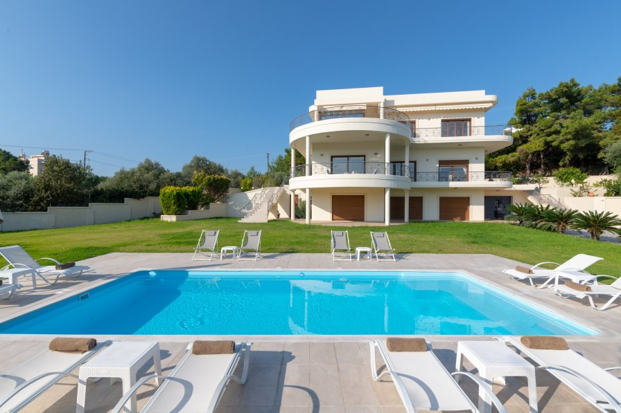 Owners abroad Amaltheia Villa