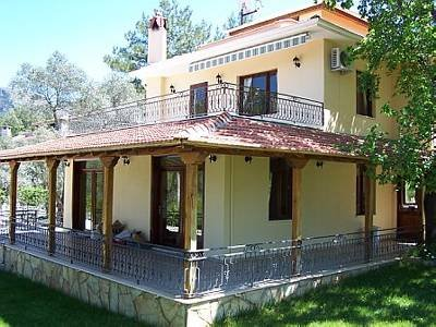 Villa in Turkey, Üzümlü: The Villa