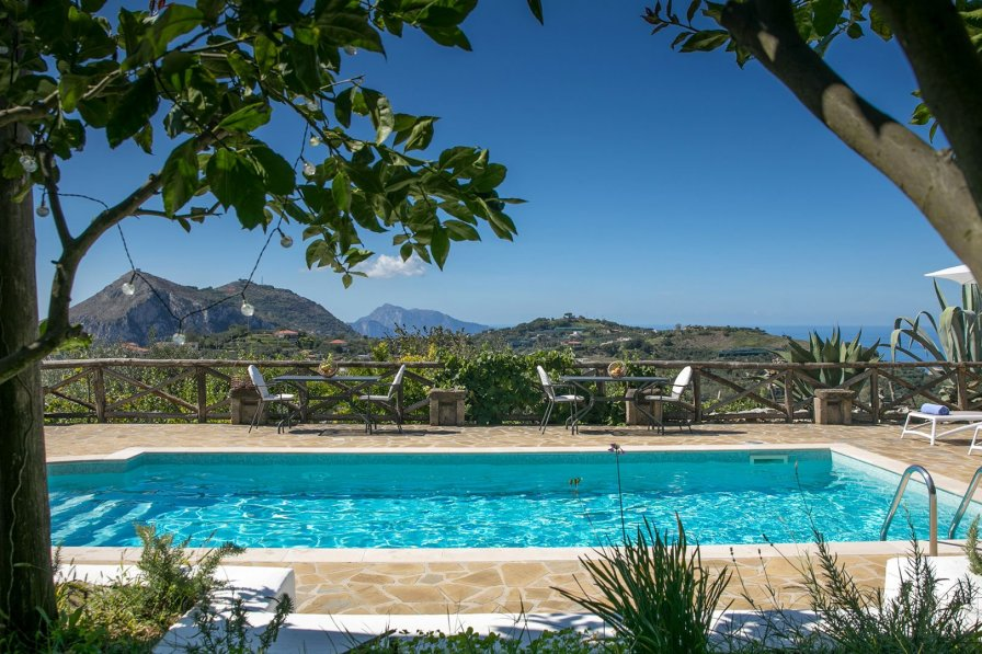 Villa in Italy, Massa Lubrense
