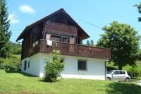 Chalet in Slovenia, Kamnik: Chalet with large South facing terrace.
