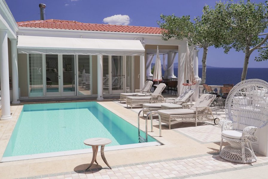 Owners abroad Myrtle Green Villa