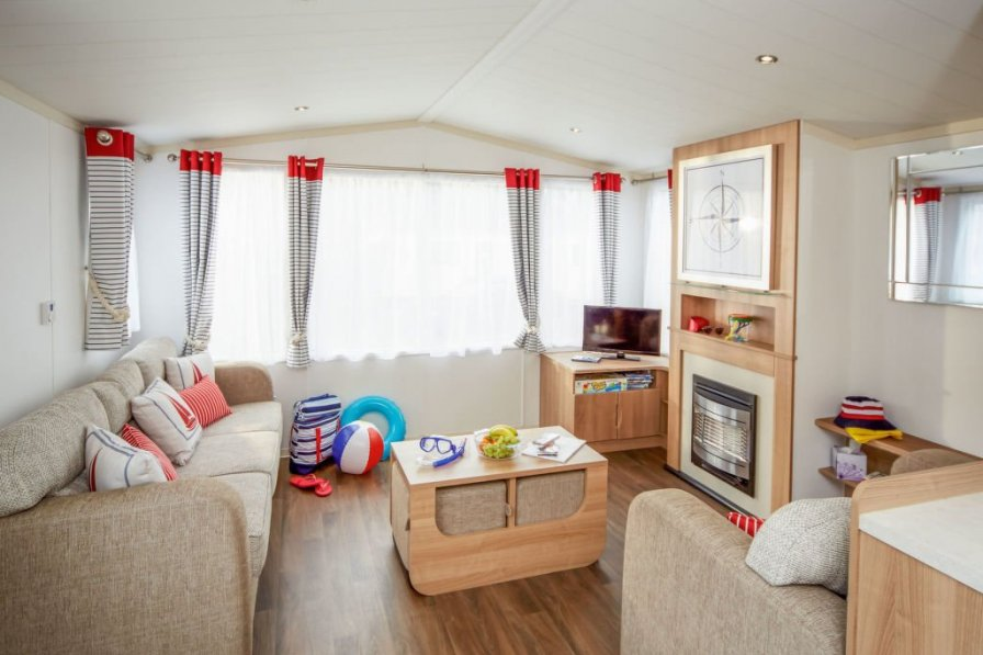 Mobile home (motorised)  in United Kingdom, Humberston