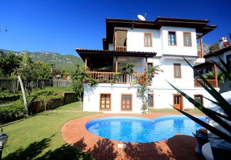 Villa in Akyaka, Turkey