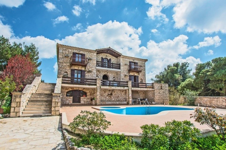 Owners abroad 4 Bedroom Villa Vivian, Agios Nikolaos , Zakynthos