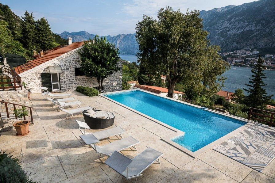 Owners abroad Villa Branko