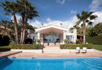 5 bedroom Villa for rent in Sierra Blanca