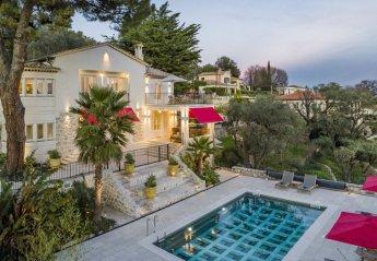 6 bedroom Villa for rent in Vence