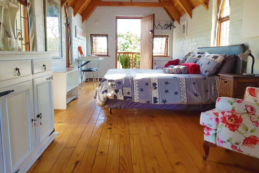 Owners abroad STUDIO on McLEOD self-catering loft apartment