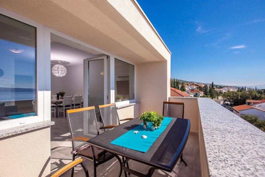 Apartment in Croatia, Crikvenica