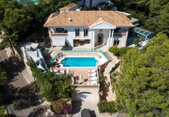 Villa in Spain, Portals Nous