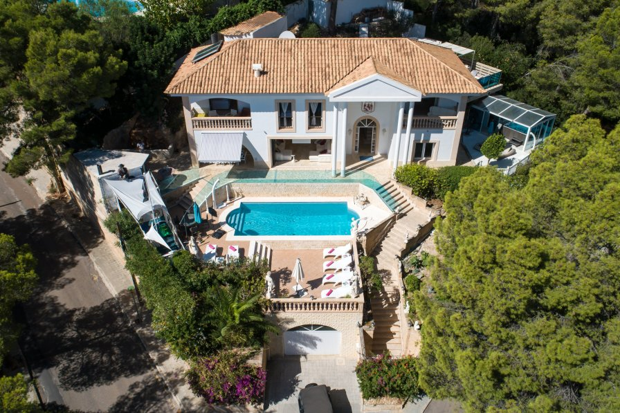 Villa in Spain, Portals Nous