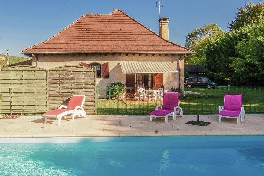Owners abroad Villa Aubas