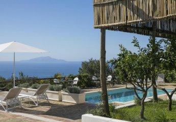 8 bedroom Villa for rent in Massa Lubrense