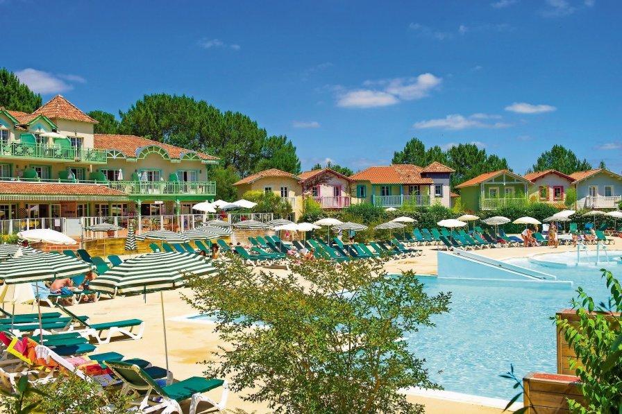 Owners abroad Resort Lacanau 1