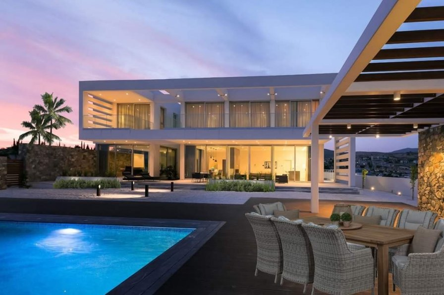 Owners abroad Villa Callista - Super Modern Villa with Sauna Facility