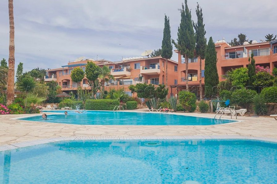 Owners abroad Newly renovated 1 Bedroom apt. in Paradise Gardens, Kato Paphos
