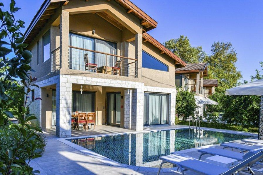 Villa in Turkey, Yaniklar