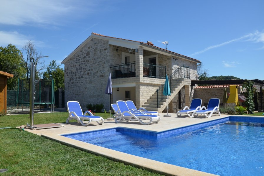 Villa in Croatia, Valkarin