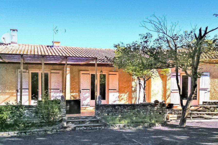 Owners abroad Saumane-de-Vaucluse villa to rent