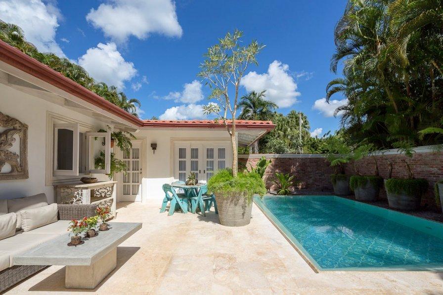 Owners abroad Villa Batista