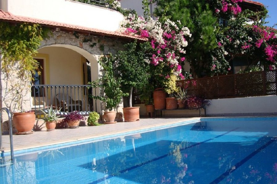 Owners abroad Villa Sonbahar 3 Bedroom private pool & Stunning Sea&Sunset views