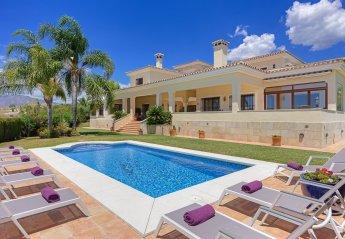 5 bedroom Villa for rent in Mijas Golf