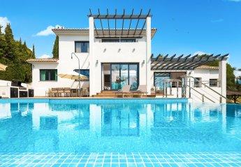 6 bedroom Villa for rent in Mijas Golf