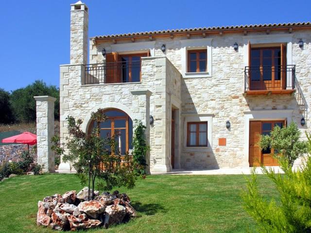 Villa in Greece, Agia Triada