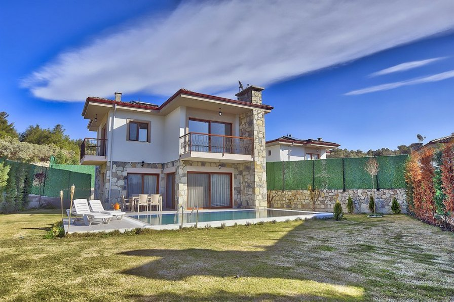 Owners abroad Private Pool Villa in Caferli Village - Kusadasi / Turkey