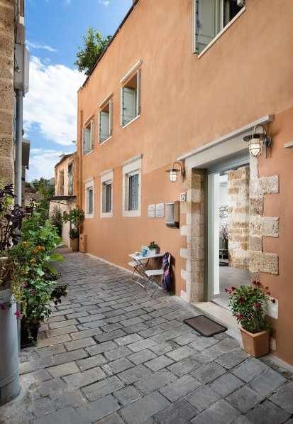 House in Greece, Chania Old Town