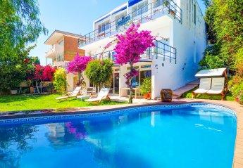 6 bedroom Villa for rent in Sitges