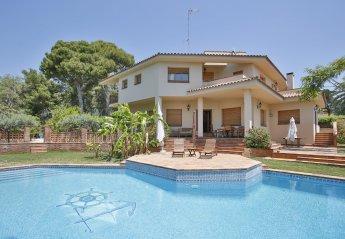 6 bedroom Apartment for rent in Vilanova i la Geltru