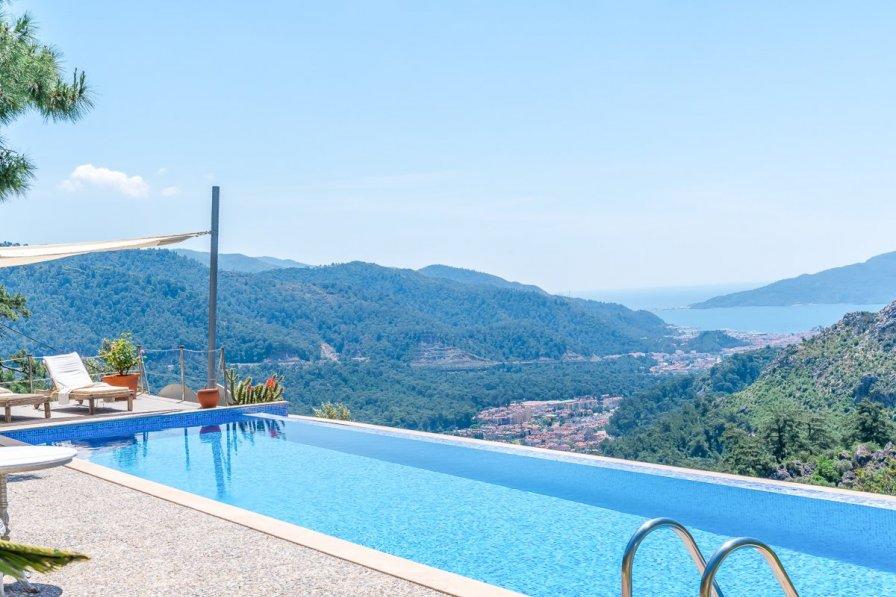 Owners abroad Villa Beldibi