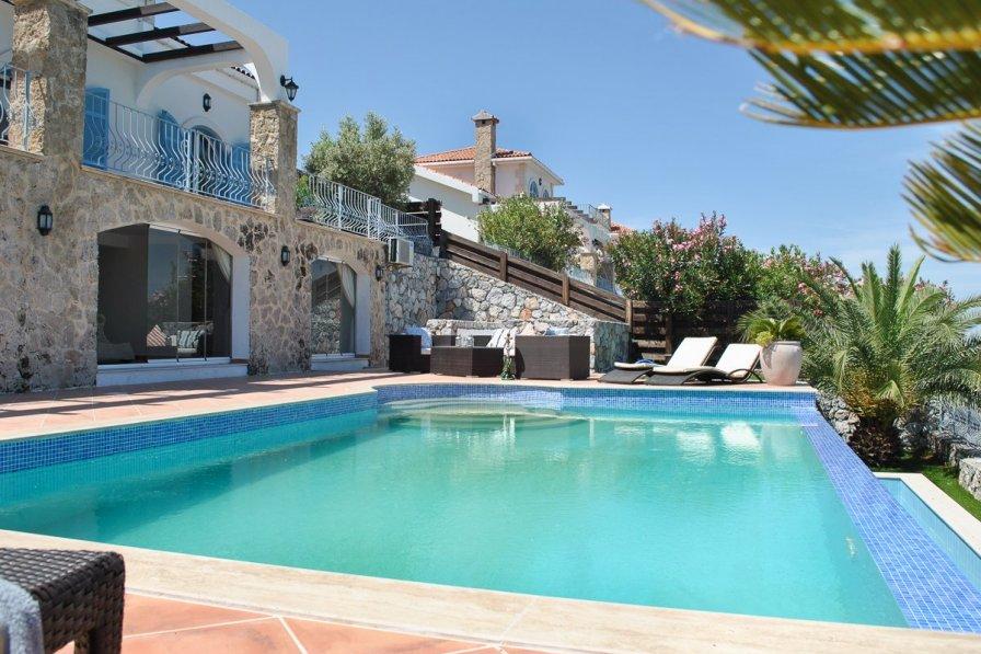 Owners abroad Villa Karkot