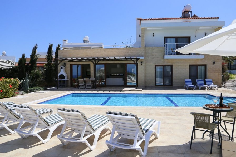 Owners abroad Villa Atsas