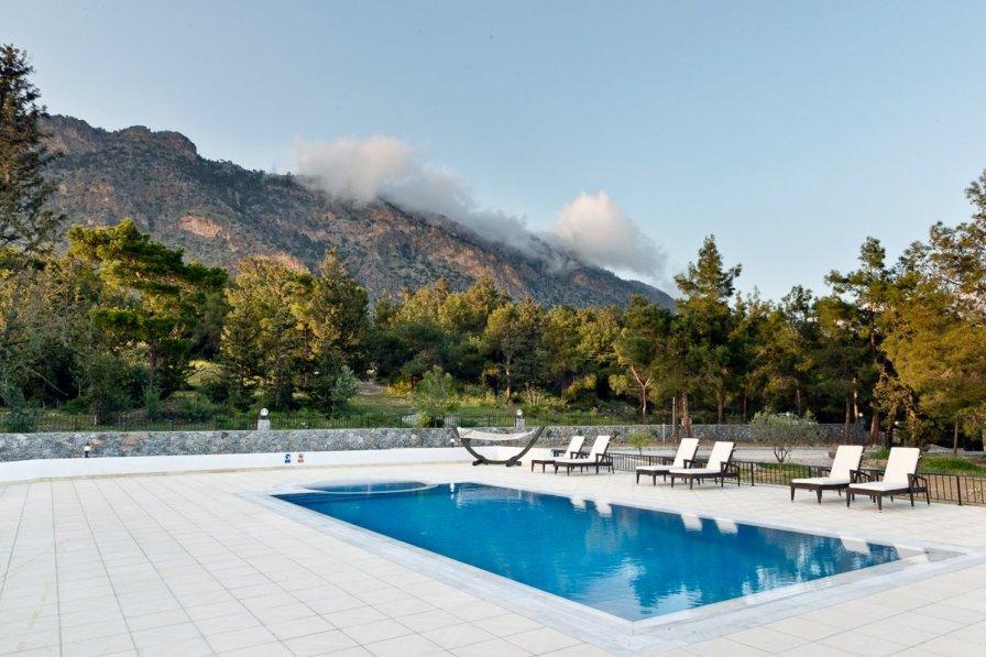 Owners abroad Villa Dardere
