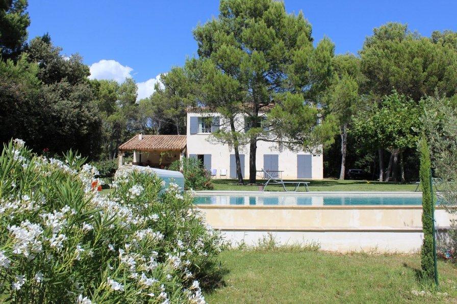 Villa in France, Rognes