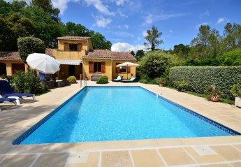 4 bedroom Villa for rent in Les Arcs sur Argens