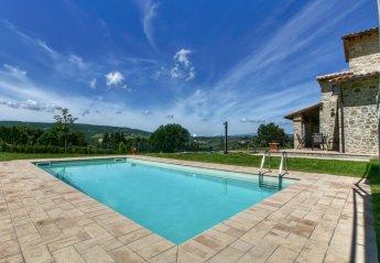 3 bedroom Villa for rent in Todi