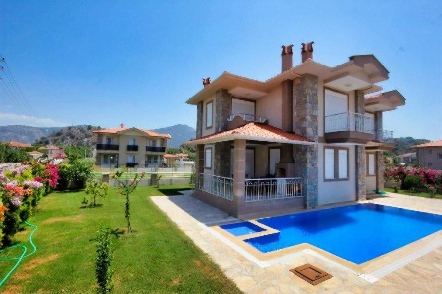 Owners abroad Dalyan Villa Ebru