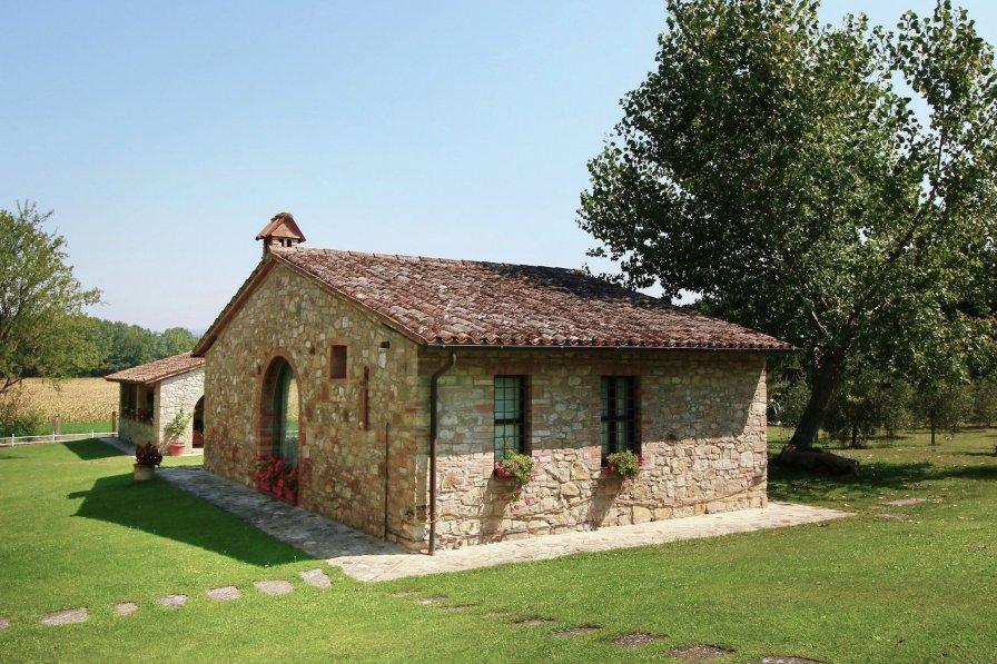 Villa in Italy, Todi