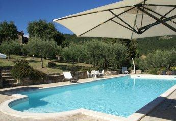 5 bedroom Villa for rent in Umbertide